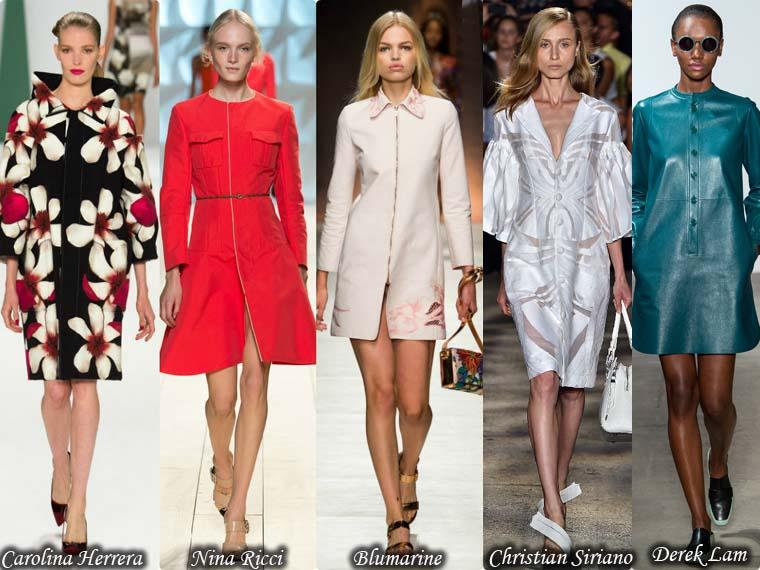 Rochie-palton eleganta