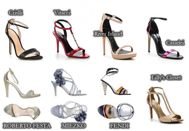 Sandale minimaliste vara 2015