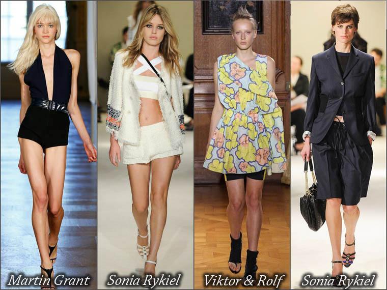 Pantaloni scurti dama vara 2015
