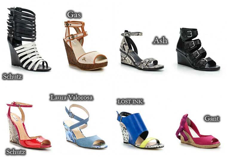 Sandale platforma vara 2015
