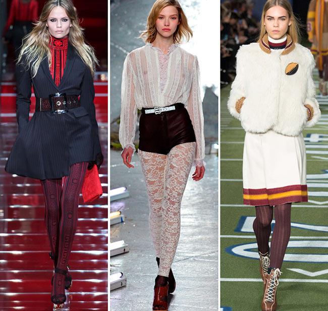 Tendinte moda toamna-iarna 2015-2016 strampi bizari