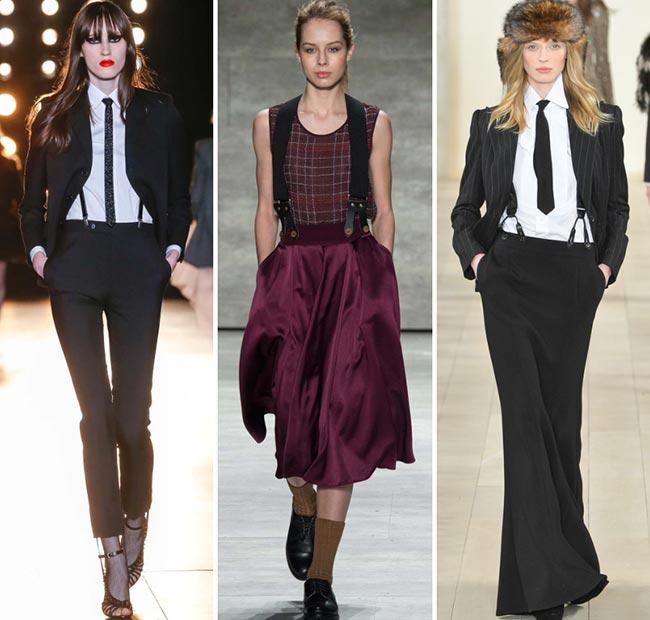 Tendinte moda toamna-iarna 2015-2016 bretele