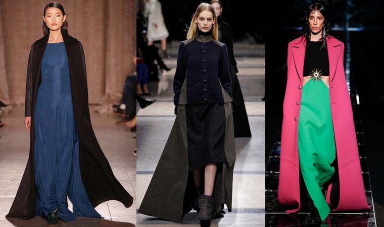 Paltoane dama lungi toamna-iarna 2015-2016