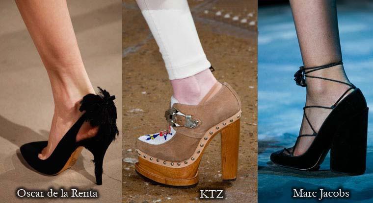Pantofi din piele intoarsa toamna 2015 iarna 2016
