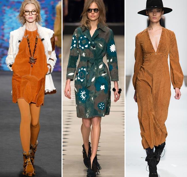 Tendinte moda toamna-iarna 2015-2016 piele intoarsa