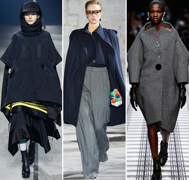Tendinte moda toamna-iarna 2015-2016 oversize