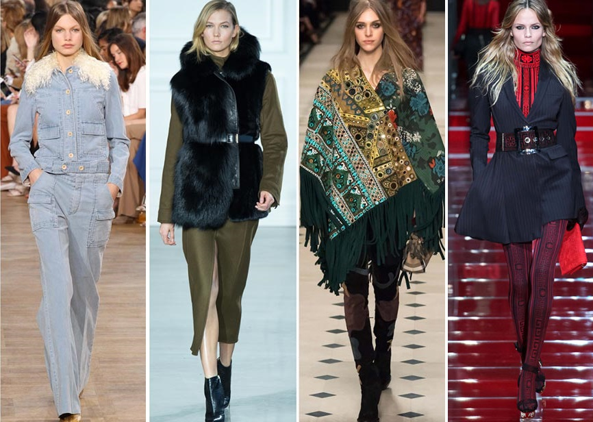 Tendinte in moda toamna 2015 iarna 2016
