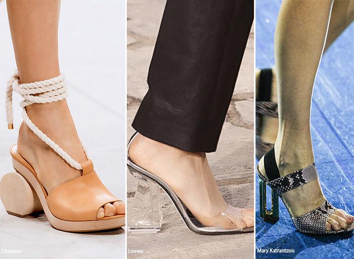 Sandale primavara vara 2016