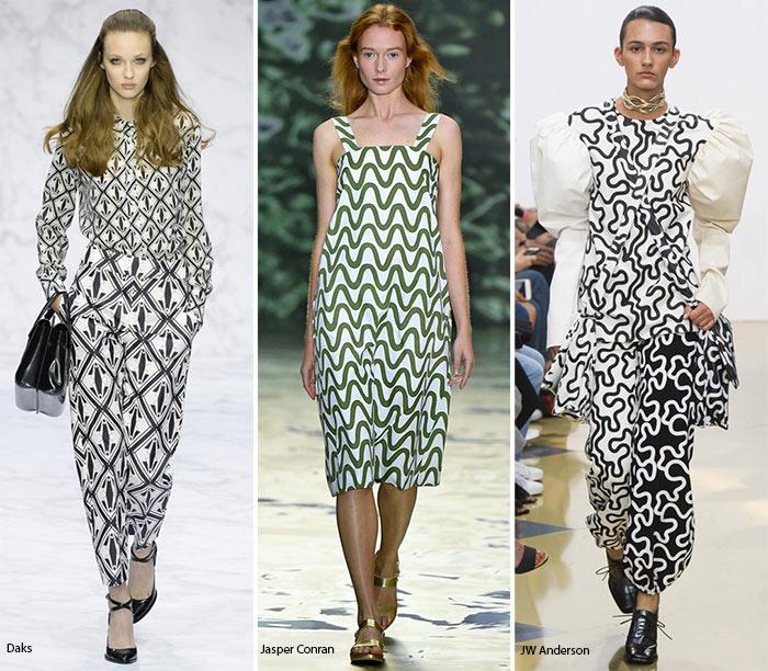 Haine cu imprimeu la moda