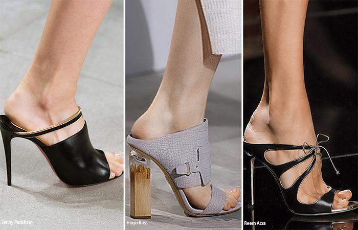 Pantofi clasici cu toc