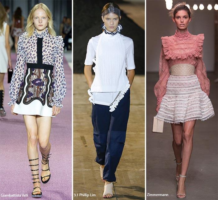 Tendinte moda 2016 gulere inalte