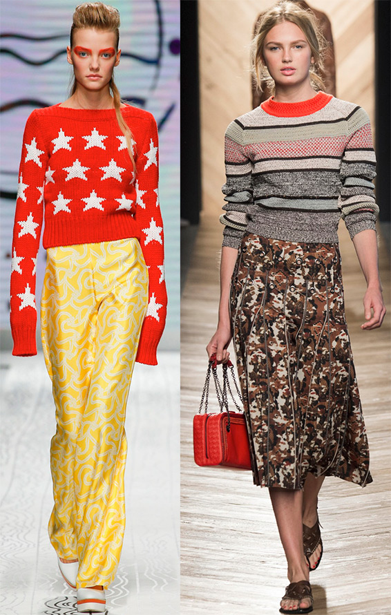 Ce pulovere se poarta primavara 2016