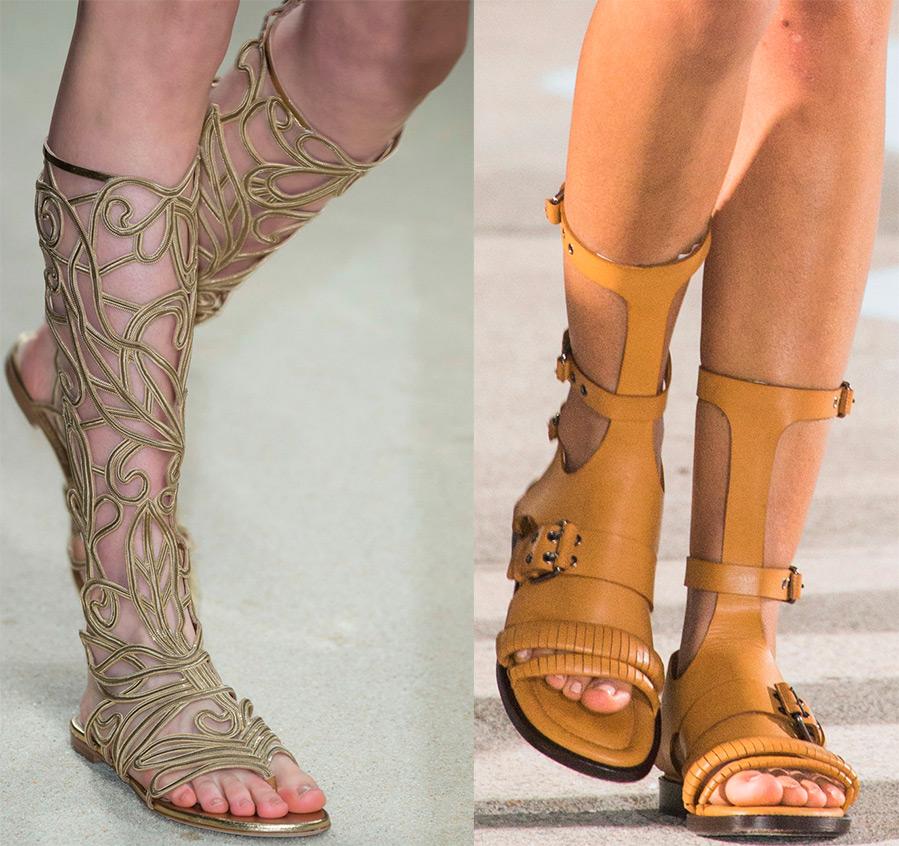 Sandale gladiator 2016