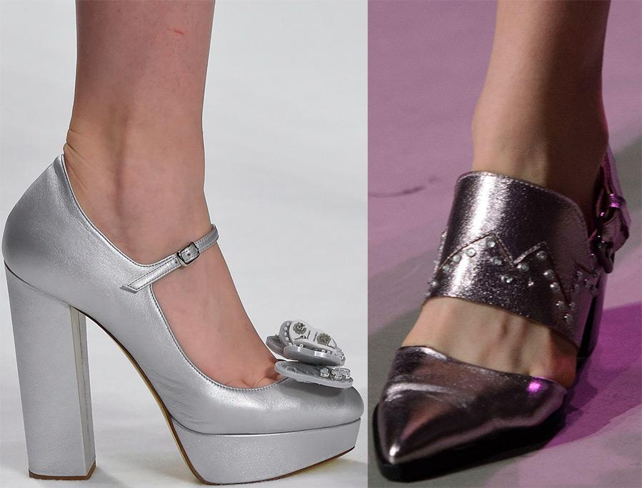 Modele de pantofi la moda in 2016