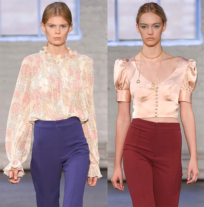 Bluze primavara vara 2016 culori