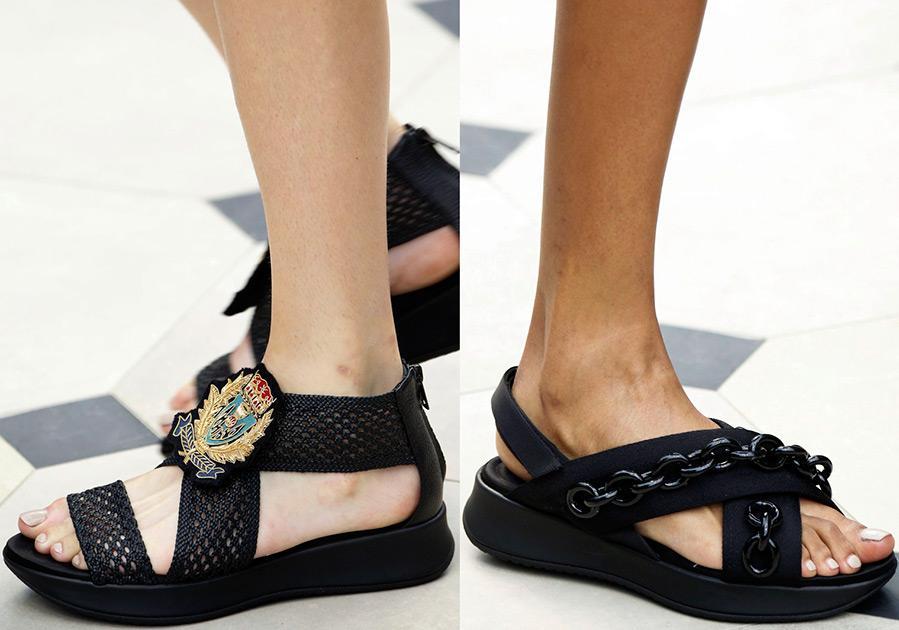 Sandale dama vara 2016