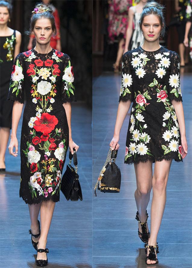 Ce rochii se poarta in 2016