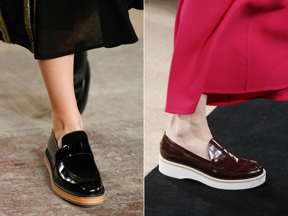 Pantofi stil masculin toamna 2016 iarna 2017