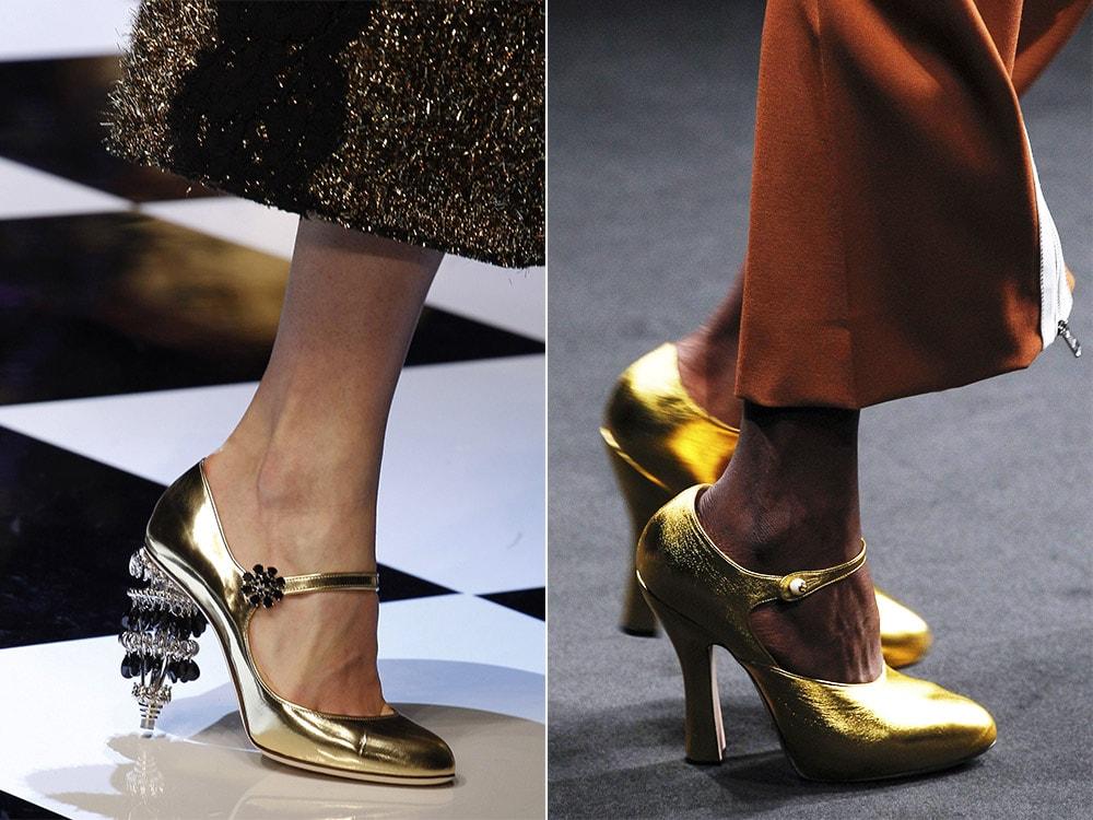 Ce culori pantofi se poarta in 2017