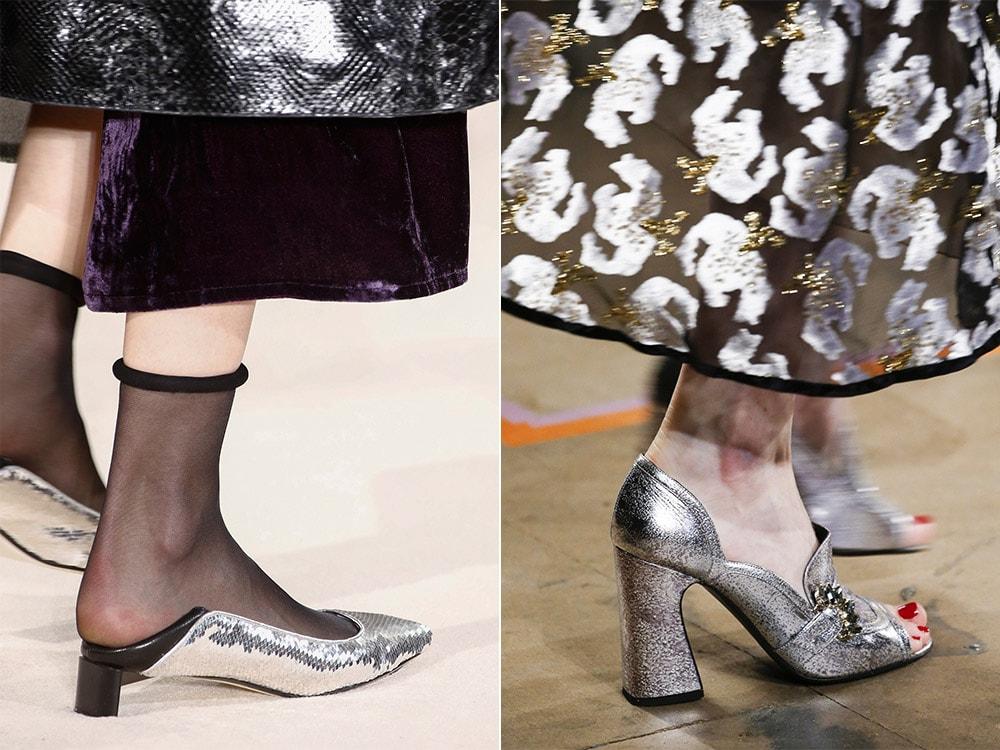 nuante metalice la moda