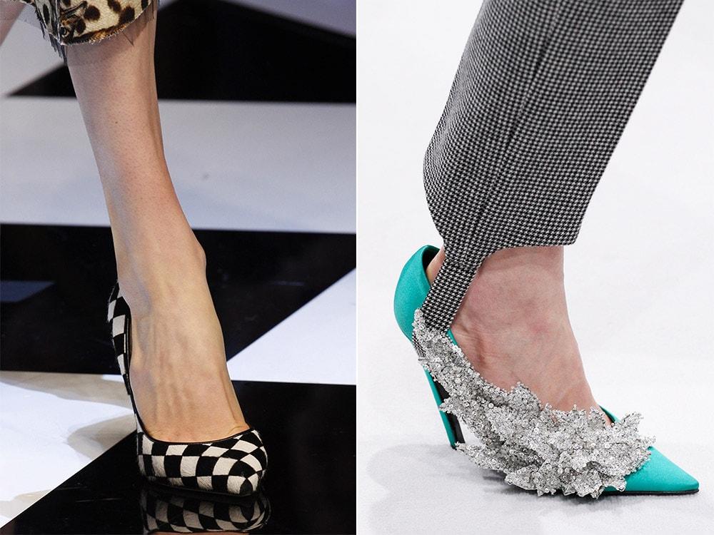 Pantofi stiletto toamna iarna 2016 2017