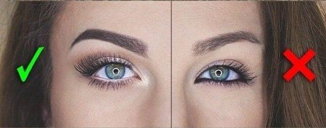 Machiaj pentru ochi mai mari