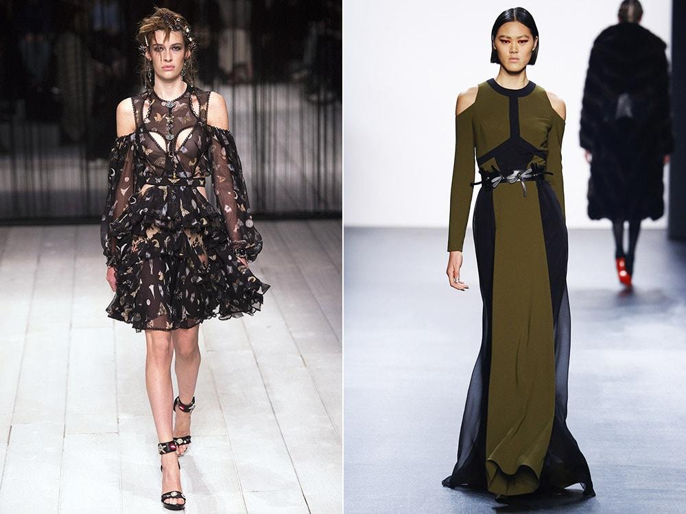Модные платья 2017 год фото