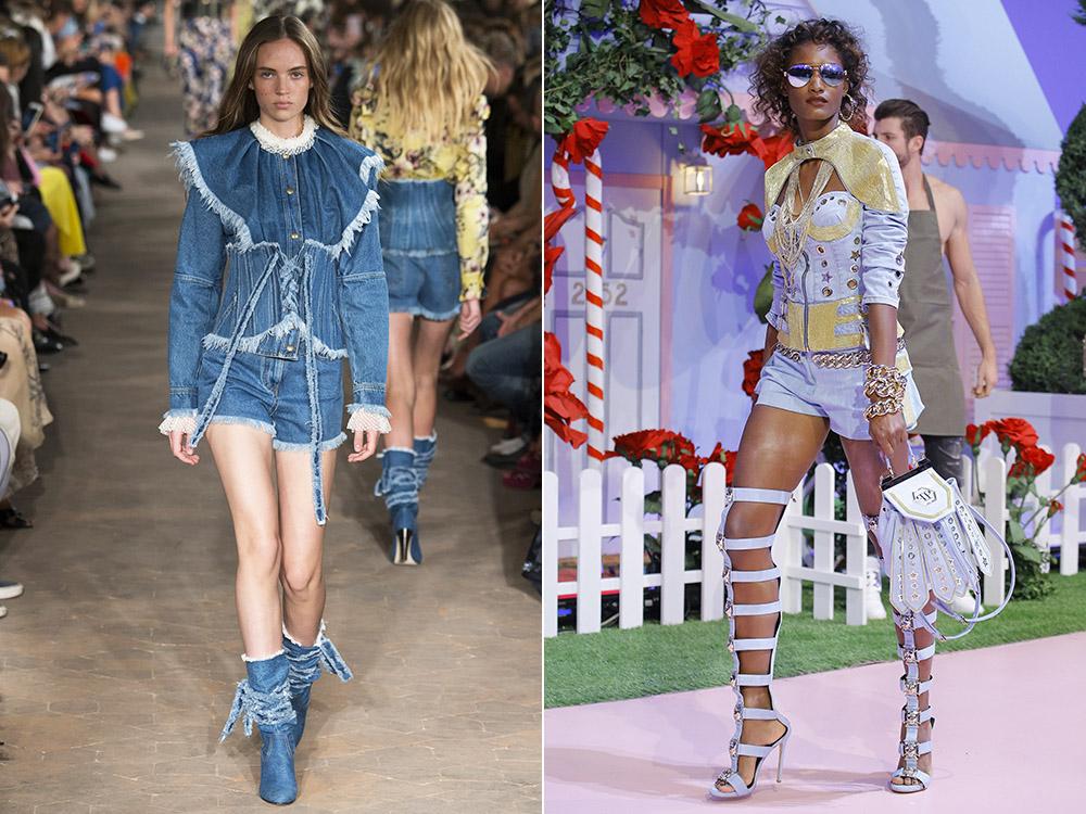 Ce jeansi se poarta vara 2017