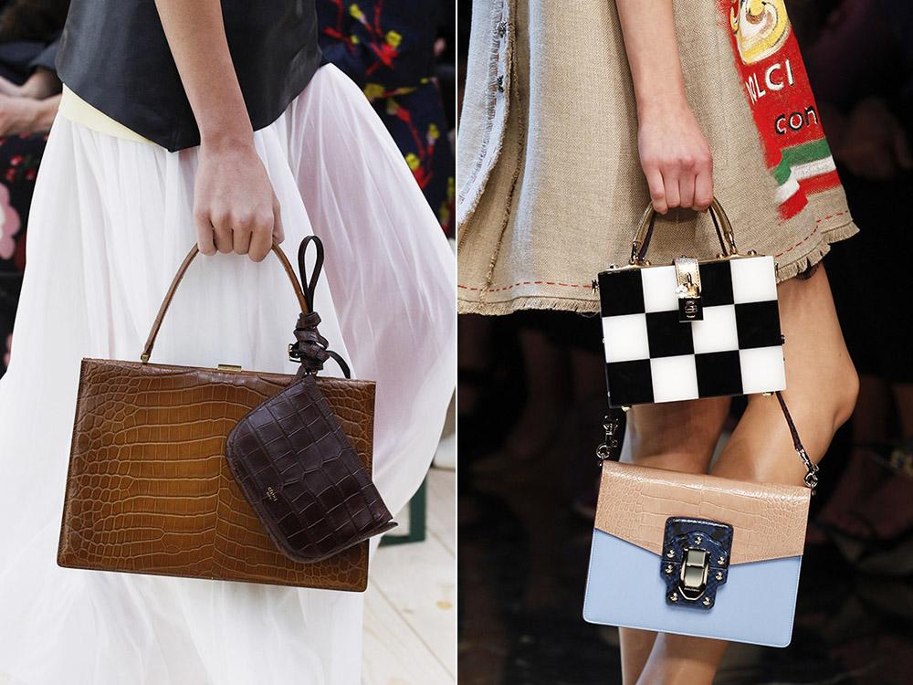 Ce geanta se poarta primavara 2017
