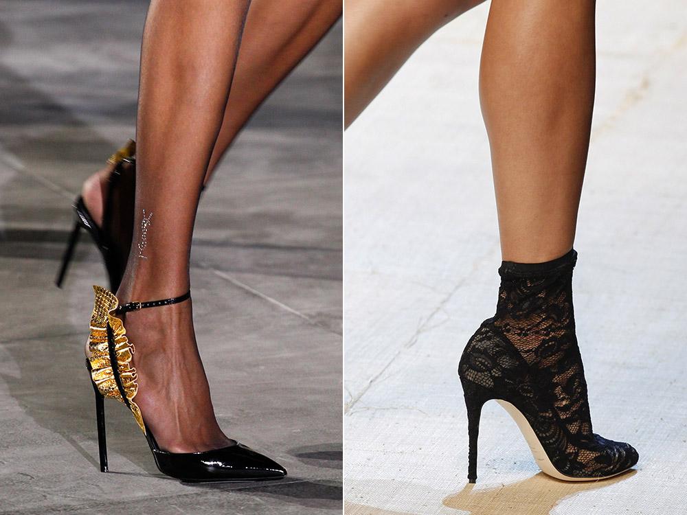 Pantofi toc cui primavara vara 2017