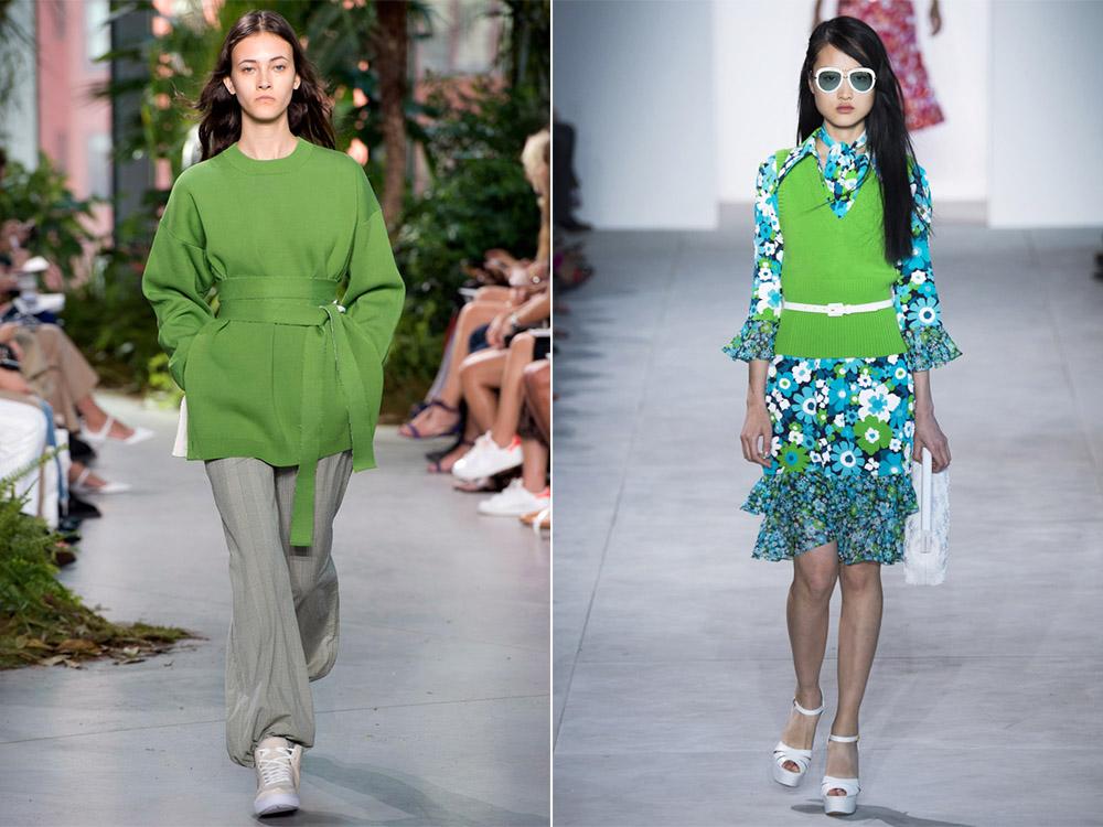 Verde la moda