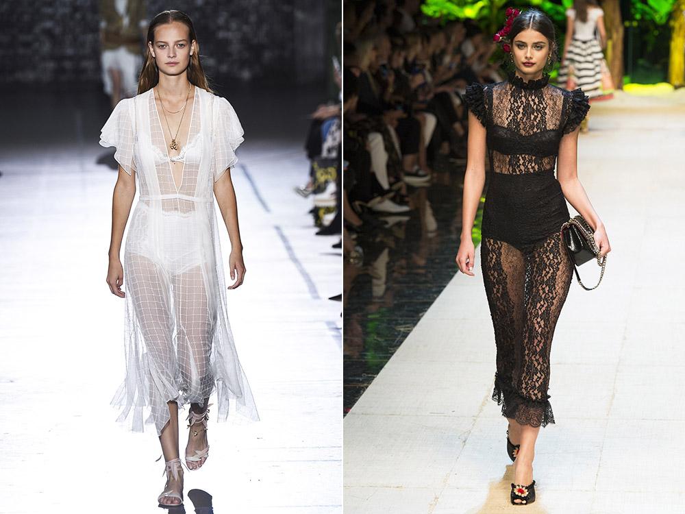 Ce rochii se poarta vara 2017