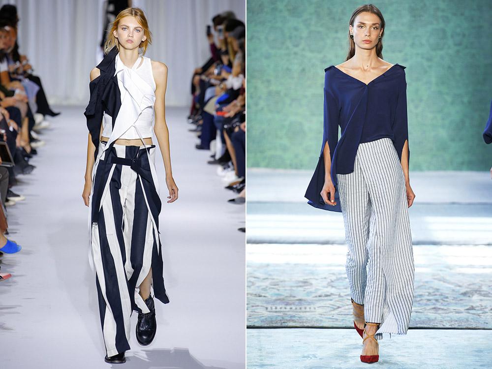 Pantaloni dama largi 2017