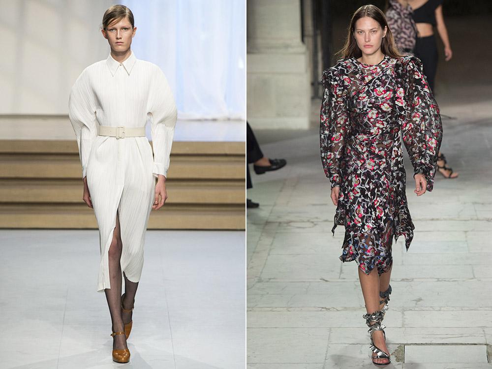 Ce rochii se poarta primavara 2017