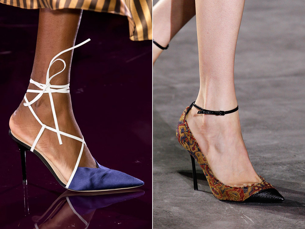 Pantofi de vara 2017
