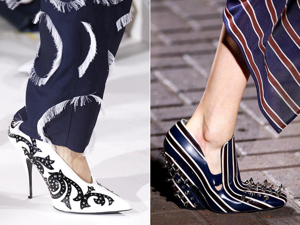 Pantofi din piele 2017