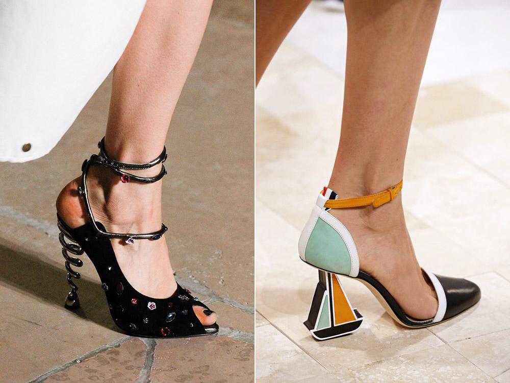 Pantofi dama primavara vara 2017 de ocazie