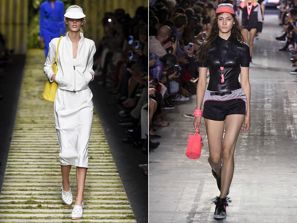 Stilul sport la moda