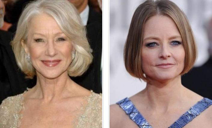 Tunsoare carre femei peste 50 ani