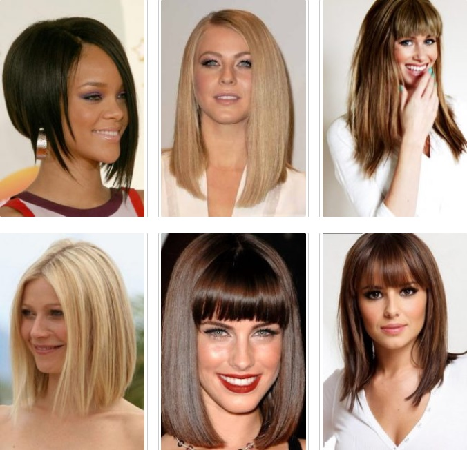 Стрижки 2017-2018 новинки длинные волосы