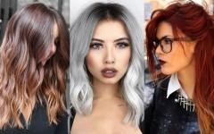 Culori de par care se poarta in 2017