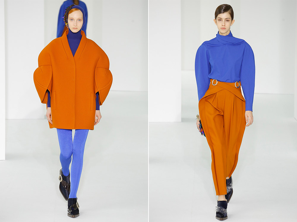 Culori la moda toamna 2017