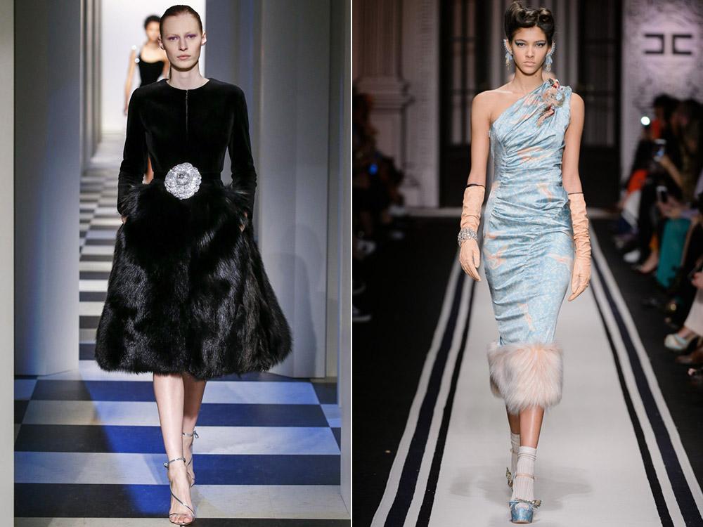 Ce rochii se poarta iarna 2018