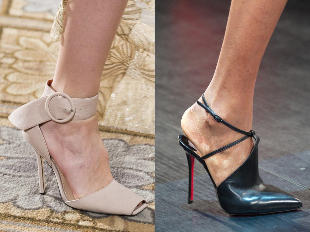 Pantofi dama decupati toamna iarna 2017 2018