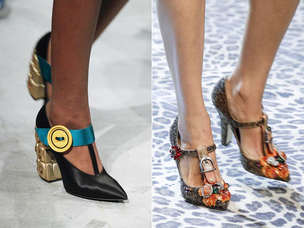 Ce pantofi se poarta in 2018