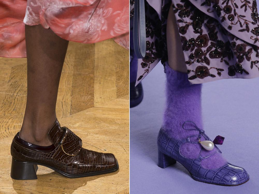 Ce pantofi se poarta iarna 2018