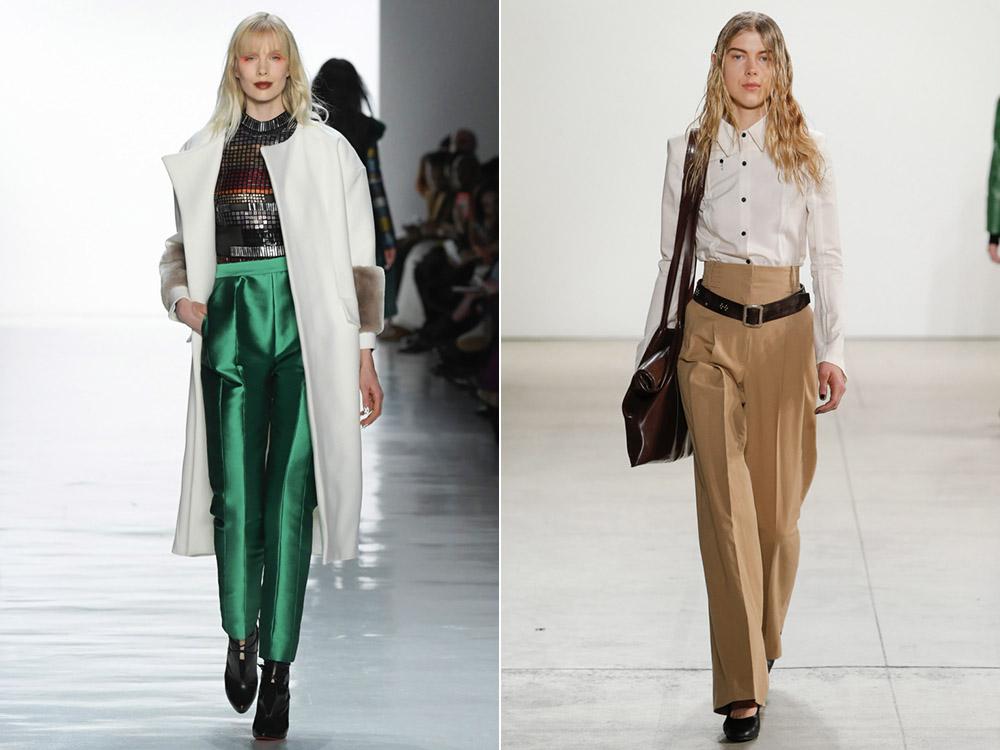 Pantaloni dama clasici