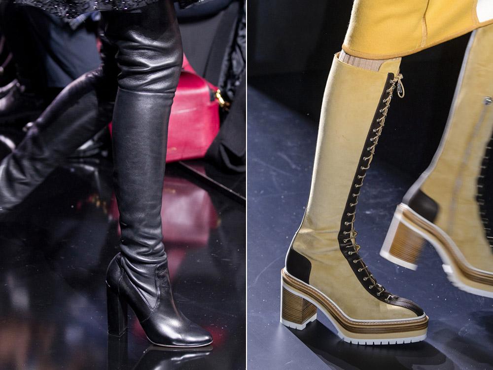 Ce cizme se poarta in 2018