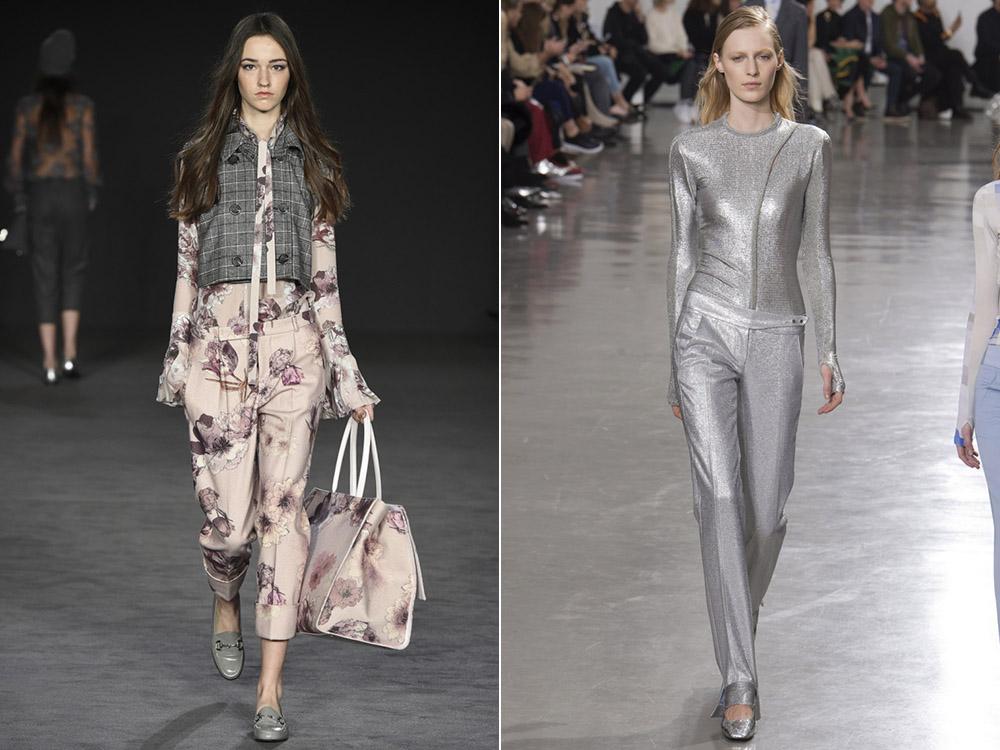 Tinute elegante cu pantaloni la moda