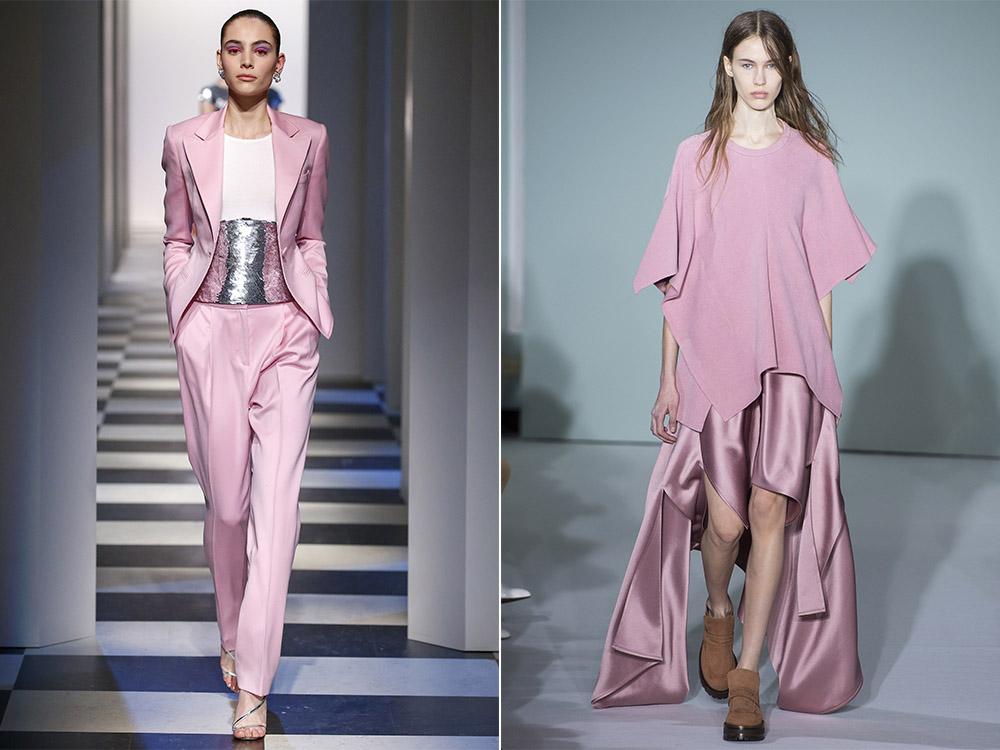 Roz la moda toamna 2017 iarna 2018